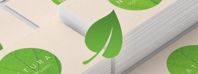 Recycled Eco Business Cards