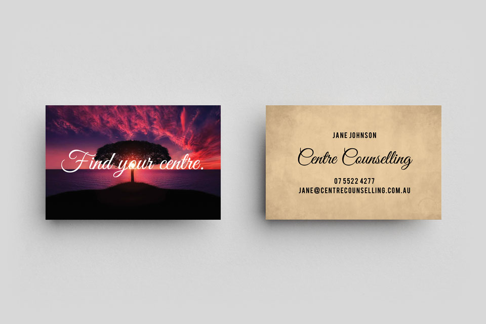 Business Card Printing Australia