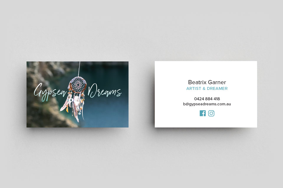 Gypsy Business Cards