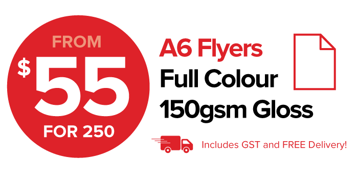 A5 Flyer - Price