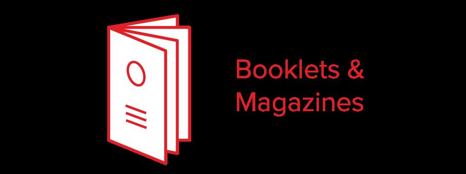 Booklet & Magazine Printing