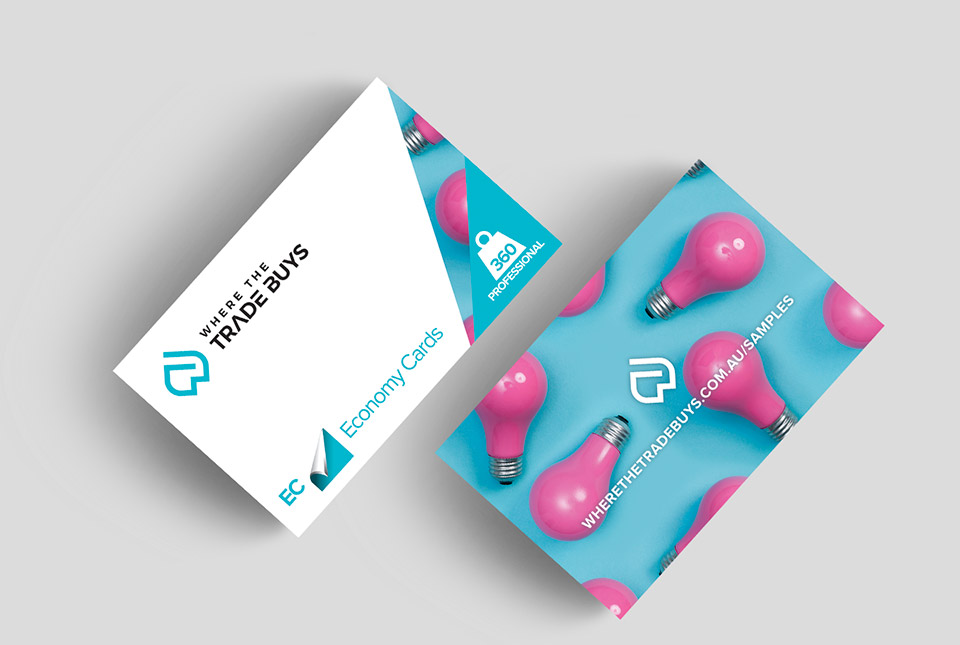 Economy business cards where the trade buys economy cards reheart Choice Image